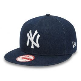 Kšiltovka New Era 9fifty Denim Esential Snap MLB New York Yankees Navy