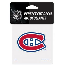 Nálepka WinCraft NHL Montreal Canadiens
