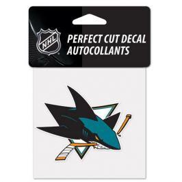 Nálepka WinCraft NHL San Jose Sharks
