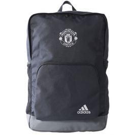 Batoh adidas Manchester United FC tmavě šedý