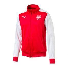 Pánská bunda Puma Stadium Arsenal FC High Risk červeno-bílá