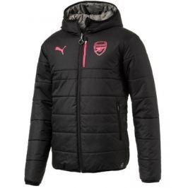 Pánská bunda s kapucí Puma Reversible Arsenal FC černá