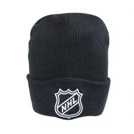 Zimní čepice Mitchell & Ness Logo Cuff Knit NHL