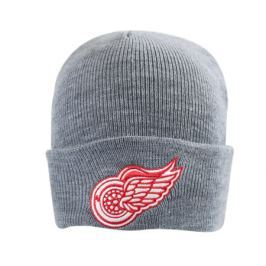 Zimní čepice Mitchell & Ness Logo Cuff Knit NHL Detroit Red Wings
