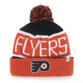 Zimní čepice 47 Brand Calgary Cuff Knit NHL Philadelphia Flyers