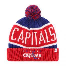 Zimní čepice 47 Brand Calgary Cuff Knit NHL Washington Capitals