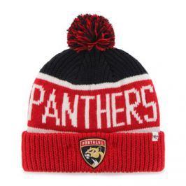 Zimní čepice 47 Brand Calgary Cuff Knit NHL Florida Panthers