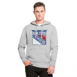 Pánská mikina 47 Brand Knockaround Headline NHL New York Rangers