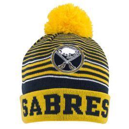 Dětská zimní čepice Old Time Hockey Jayce NHL Buffalo Sabres