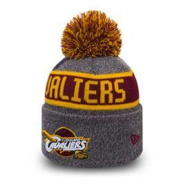 Zimní čepice New Era Marl Knit NBA Cleveland Cavaliers