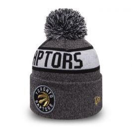 Zimní čepice New Era Marl Knit NBA Toronto Raptors