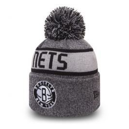 Zimní čepice New Era Marl Knit NBA Brooklyn Nets