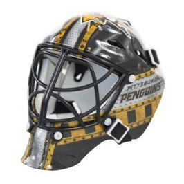 Mini brankářská helma Franklin NHL Pittsburgh Penguins