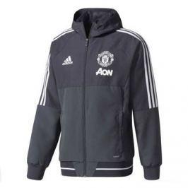 Pánská bunda adidas Manchester United FC šedá