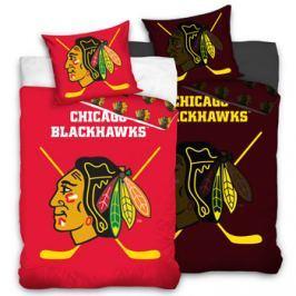 Svítící povlečení NHL Chicago Blackhawks