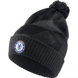 Zimní čepice Nike SSNL Chelsea FC antracitová