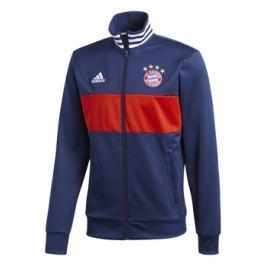 Pánská sportovní bunda adidas 3S FC Bayern Mnichov tmavě modrá