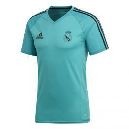 Dres adidas Real Madrid CF tréninkový 17/18 tyrkysový