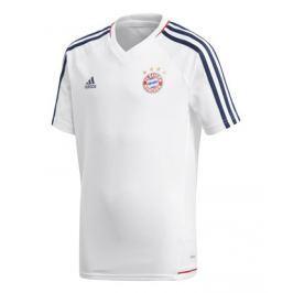 Dětský dres adidas Authentic FC Bayern Mnichov tréninkový 17/18 bílý