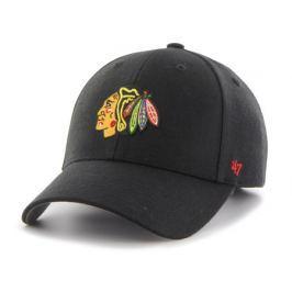 Kšiltovka 47 Brand MVP NHL Chicago Blackhawks černá