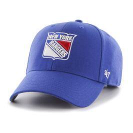 Kšiltovka 47 Brand MVP NHL New York Rangers modrá
