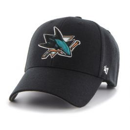 Kšiltovka 47 Brand MVP NHL San Jose Sharks černá