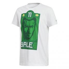 Pánské tričko adidas Graphic Gareth Bale Wales