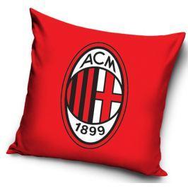 Polštářek AC Milán červený