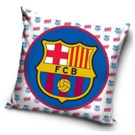 Polštářek FC Barcelona Round Shield