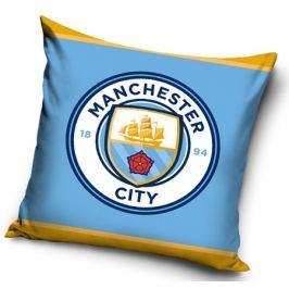 Polštářek Manchester City FC Logo