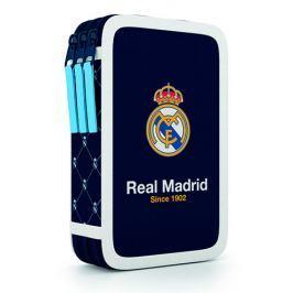 Penál třípatrový Real Madrid CF - prázdný