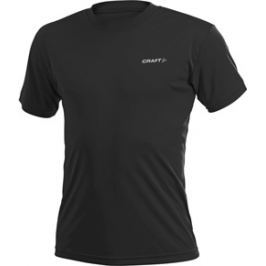 Craft Active Run malé logo Black