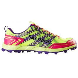 Salming Elements Shoe Women Safety Yellow/Pink