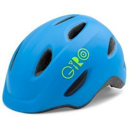 GIRO Scamp matte blue/lime 2017