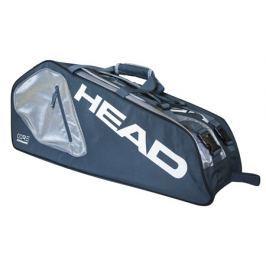 Taška na rakety Head Core Combi 6R Anthracite