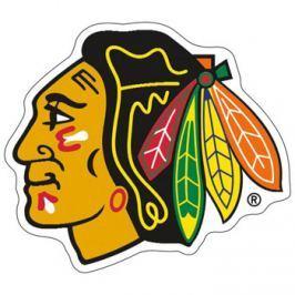 Akrylový magnet NHL Chicago Blackhawks