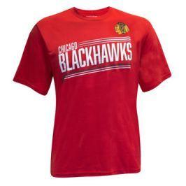 Dětské tričko Levelwear Icing NHL Chicago Blackhawks Patrick Kane 88 červené