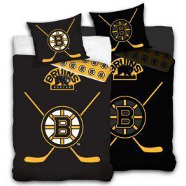 Svítící povlečení NHL Boston Bruins