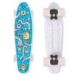 Skateboard Street Surfing Fizz Board Alarm Blue