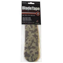 Páska na čepel Blade Tape CAMO Blue Sports SR