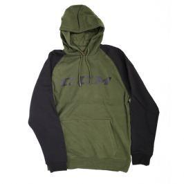 Mikina CCM Grit Fleece Pullover Hood SR