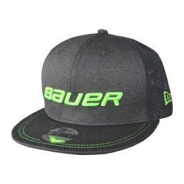 Kšiltovka Bauer New Era 950 Snapback Black/Lime SR
