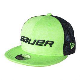 Kšiltovka Bauer New Era 950 Snapback Black/Lime Junior