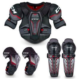 Set chráničů CCM Jetspeed FT370 Junior
