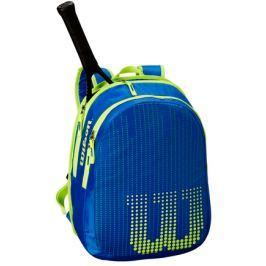 Dětský batoh na rakety Wilson Junior Backpack Blue/Yellow