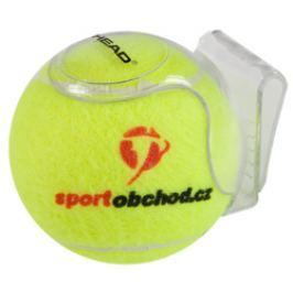 Držák na míč Head Ball Clip - žlutý