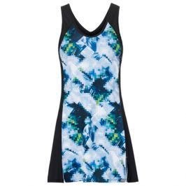 Dámské šaty Head Fiona Sky Blue/Black