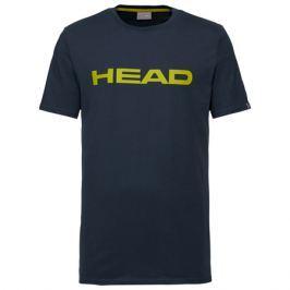 Pánské tričko Head Club Ivan Navy/Yellow