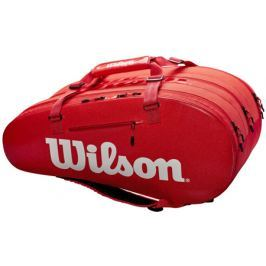 Wilson Super Tour 3 COMP 2019 Red