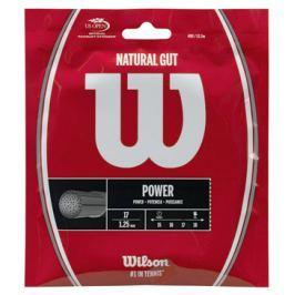 Tenisový výplet Wilson Natural 17 1.25 mm